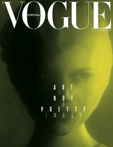 Art Is Not A Pretty Image - Cover 3