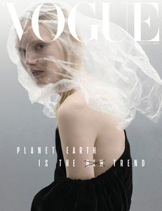Planet Earth Is The Trend - Cover 1 Magazine