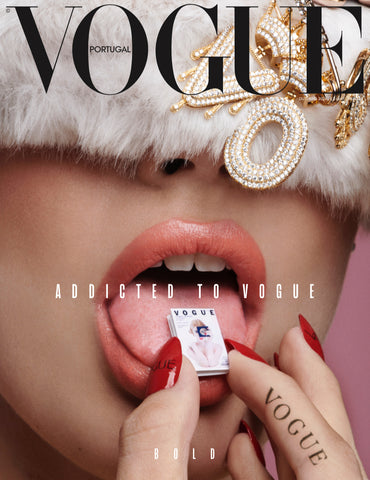 Addicted to Vogue - Cover 3