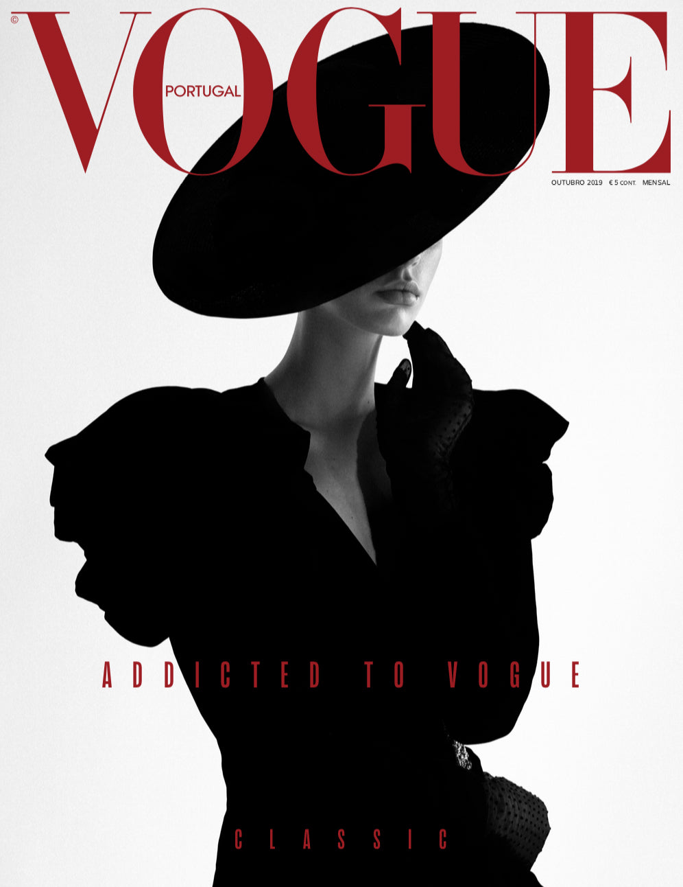 Addicted to Vogue - Cover 2