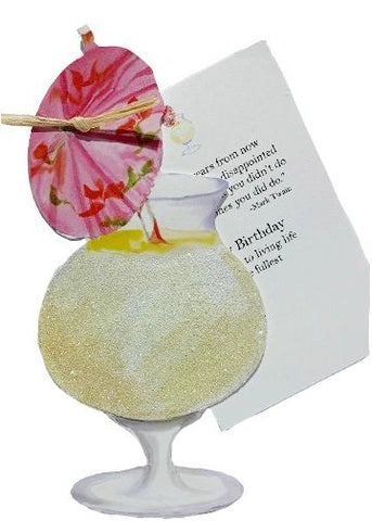 GAW836WB Pina Colada Birthday with glitter