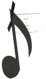 GAW831 Musical Note