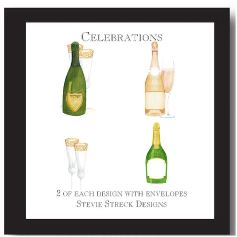 GBN112W Celebrations Note Cards