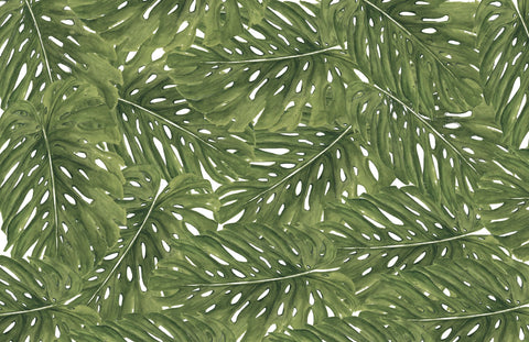 PM125 PALM Frond Pattern