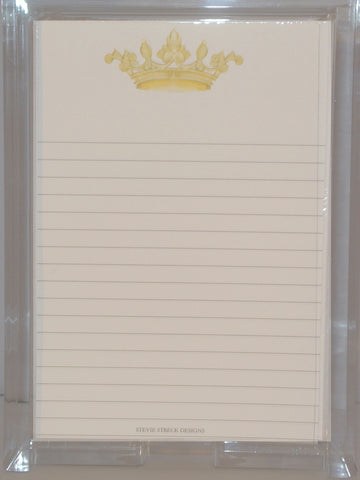 AL134 Crown Lined Notes