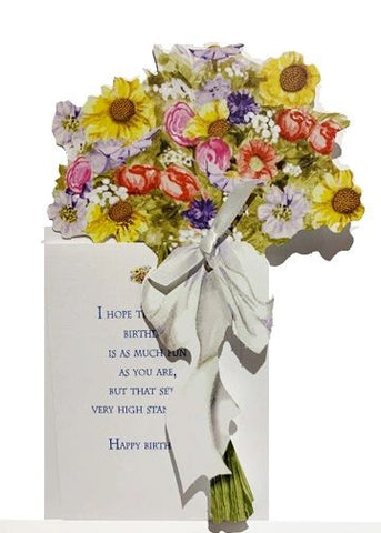 GAW940WMD EnglishGarden Bouquet Mothers Day