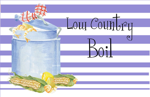 PM131 Low Country Boil Placemats