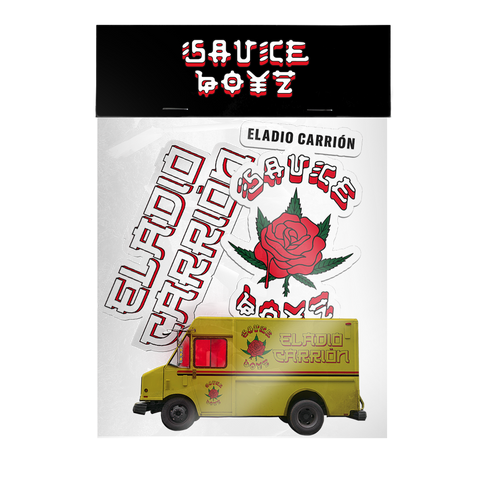 SAUCE BOYZ STICKER PACK