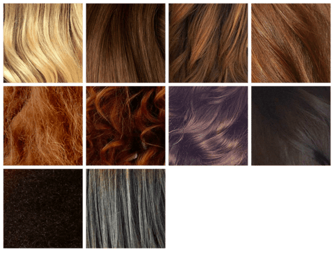 Autumn Hair Colors