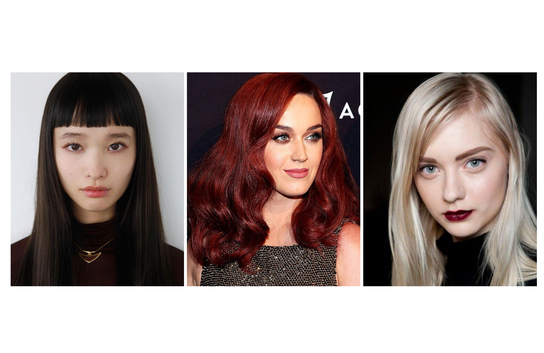 Best Hair Colors for Winters
