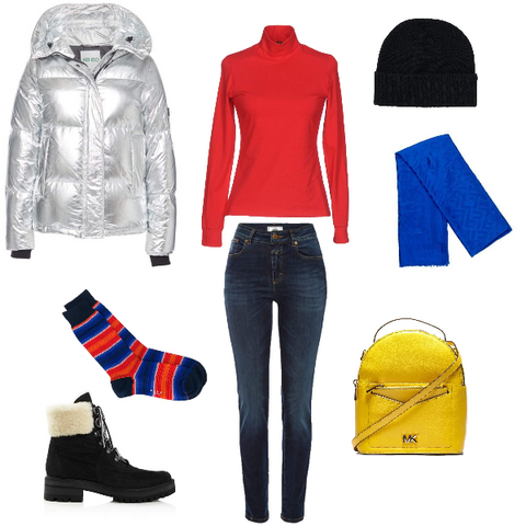 Casual Winter Outfit for Springs