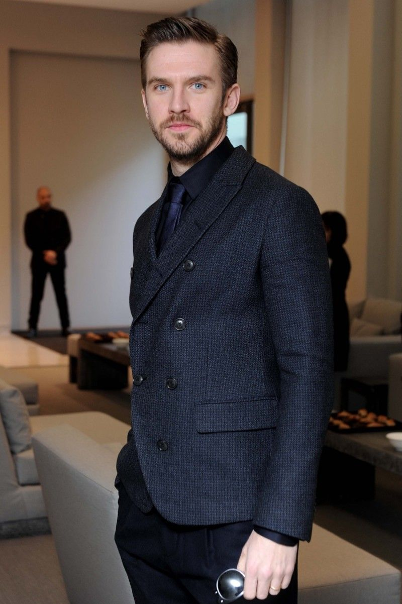 Dan Stevens Winter Color Type