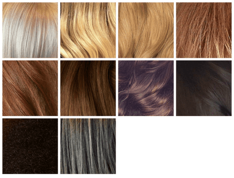 Spring Hair Colors