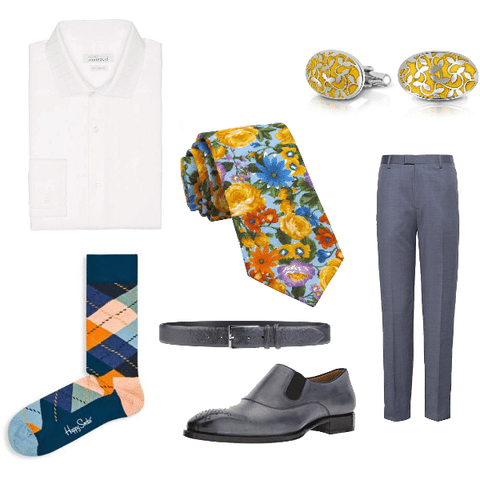 Summer Men's Fall Outfit