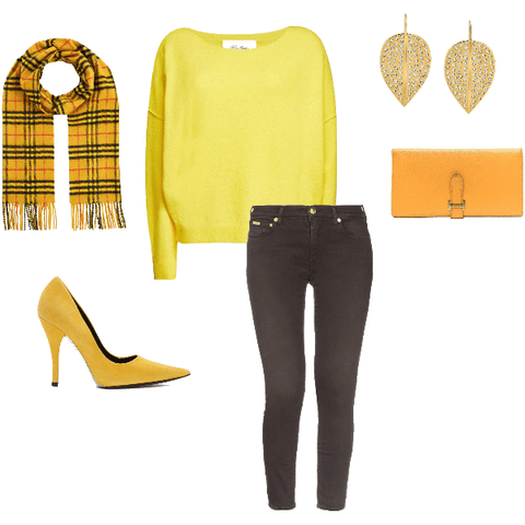 Winter Yellow
