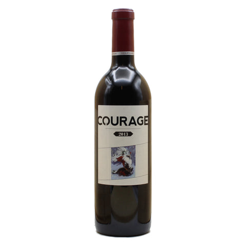 2HA Courage Cuvée- Dry Red Wine - 2013