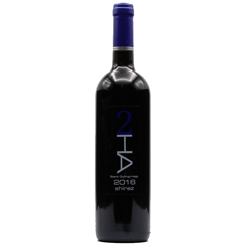 2HA Shiraz, 2016