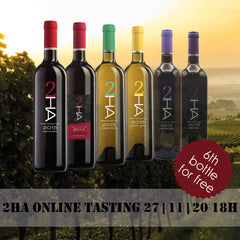 2HA Wine Box For Online Tasting