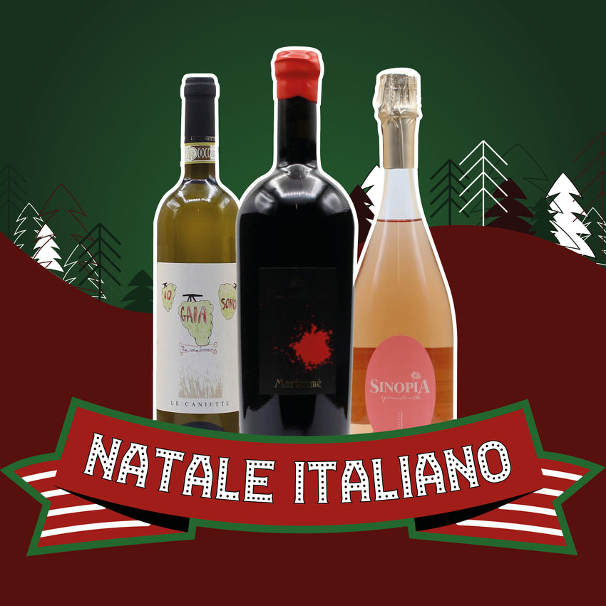 Natale Italiano - Italian Wine Selection