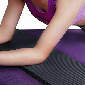 Yoga Pilates Mat Thick Exercise Gym Anti-Slip Workout 15mm  Exercise Fitness Mats