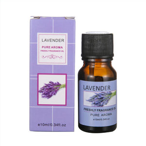 12 Flavor Patchouli Lavender Oil - Essential Oil Pure Aroma Oil for Diffuser Aromatherapy