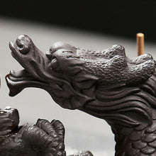 Load image into Gallery viewer, Dragon Shape Backflow  Holder Office Incense Burner Home Decoration