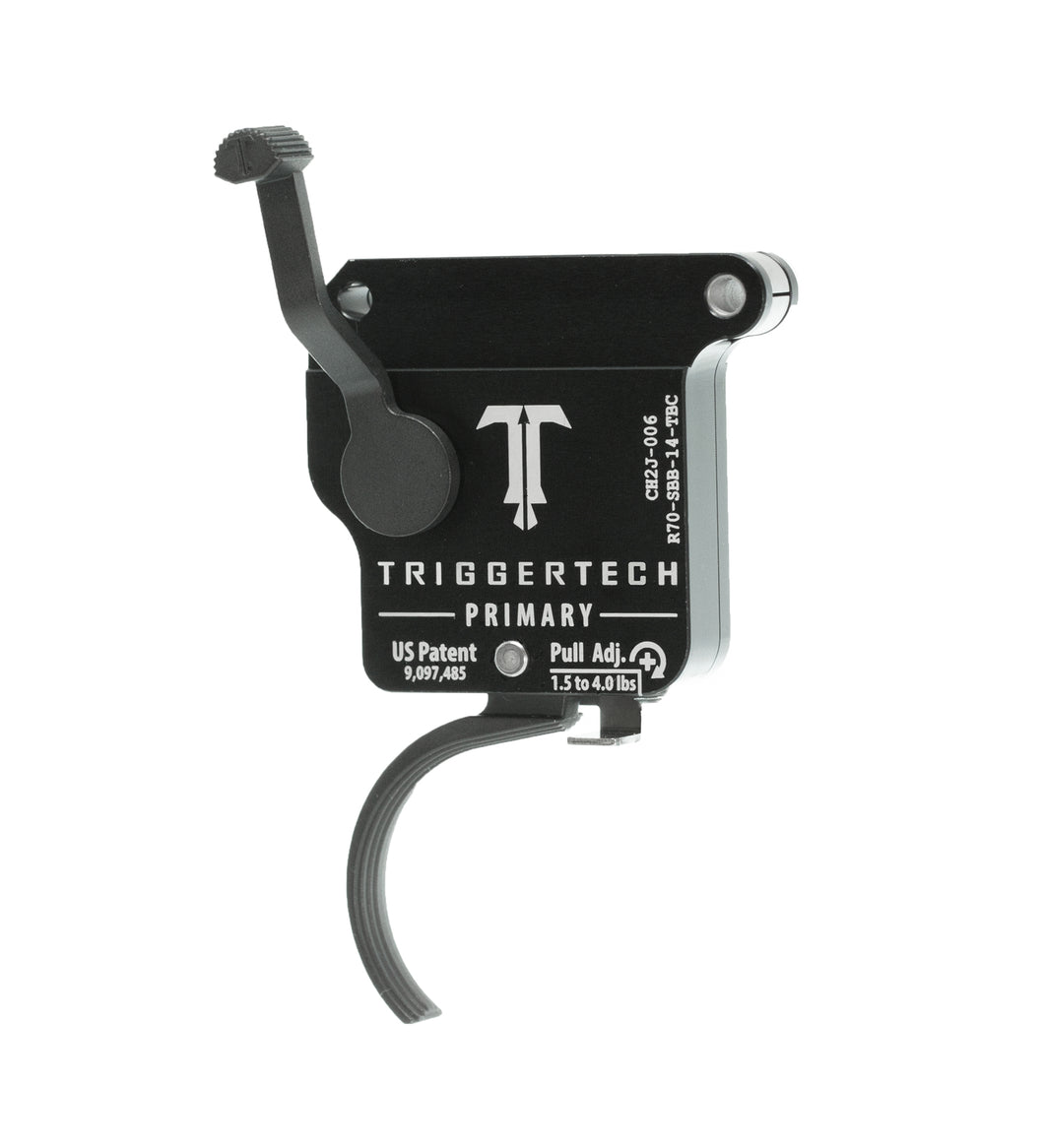 Triggertech Primary PVD Black curved