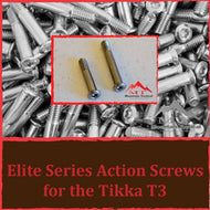 Mountain Tactical - Tikka T3 Elite Series action screws