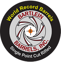 Load image into Gallery viewer, Bartlein Carbon wrap barrel 6mm #4 Bull Sporter, 5R rifling