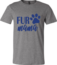 Load image into Gallery viewer, Fur Mama Short Sleeve Graphic T-shirt