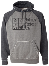 Load image into Gallery viewer, Holmes Center for the Arts Vintage Hooded Sweatshirt