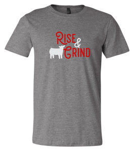 Rise & Grind Short-Sleeve Graphic T-shirt