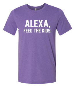Alexa Requests Short-Sleeve Graphic T-shirt