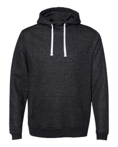 Melange Hooded Sweatshirt