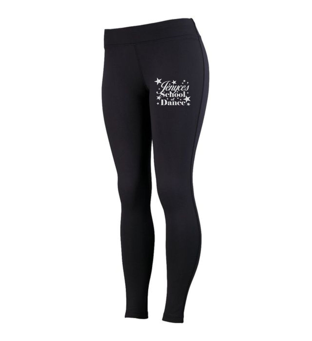Jenyce's School of Dance Brushed Back Leggings