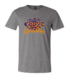 Leopard Game Day Short Sleeve T-Shirt