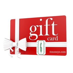6Money's Creations Gift Card