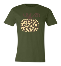 Load image into Gallery viewer, Leopard Short Sleeve Graphic T-Shirt