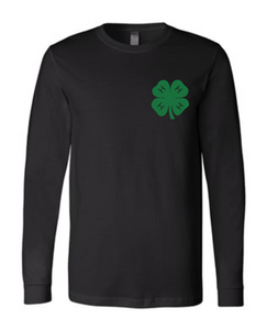 4-H Show Animal Long-Sleeve Graphic T-shirt