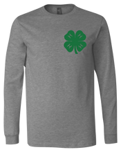 Load image into Gallery viewer, 4-H Country Roots Long-Sleeve Graphic T-shirt