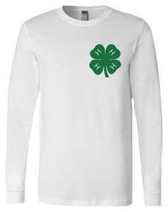 4-H Country Roots Long-Sleeve Graphic T-shirt