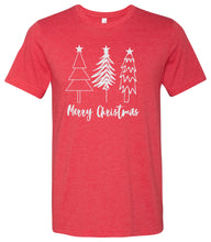 Load image into Gallery viewer, Merry Christmas Trees Shirt