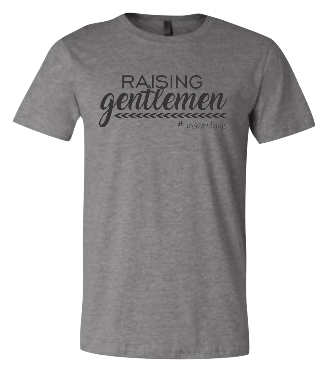 Raising Gentlemen Short Sleeve Graphic T-shirt