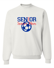 Load image into Gallery viewer, WH Senior Soccer Mom Crewneck Sweatshirt