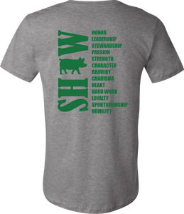 4-H Show Animal Short-Sleeve Graphic T-shirt