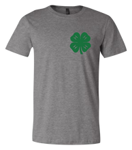 Load image into Gallery viewer, 4-H Country Roots Short-Sleeve Graphic T-shirt