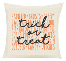Load image into Gallery viewer, 18x18 Fall Pillow Cover