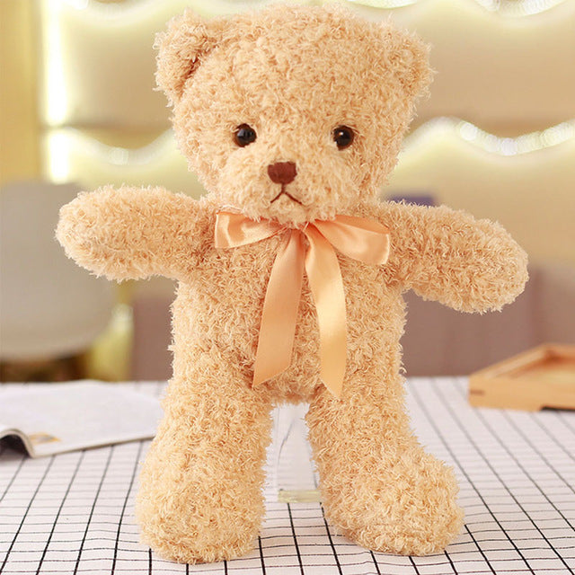 Soft Brown Bear