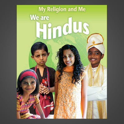 My Religion and Me: We are Hindus