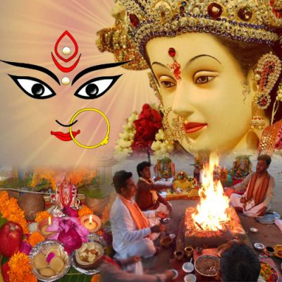 Group Navratri Puja (21st to 29th September, 2017)